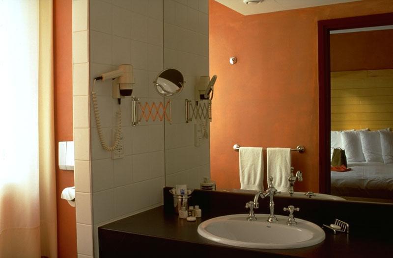 Salle de bain Artus Hotel Paris