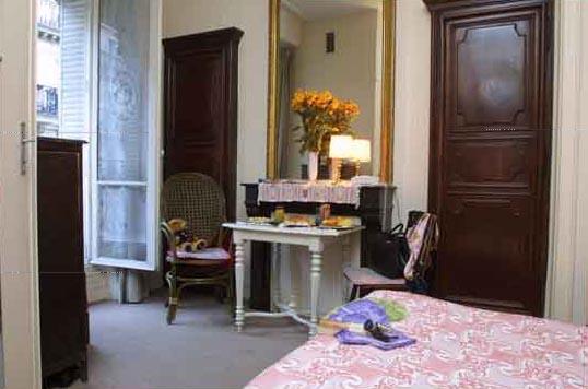 Chambre Au Palais Gourmand  Paris