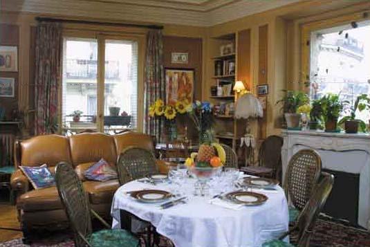 Salle à manger Au Palais Gourmand  Paris