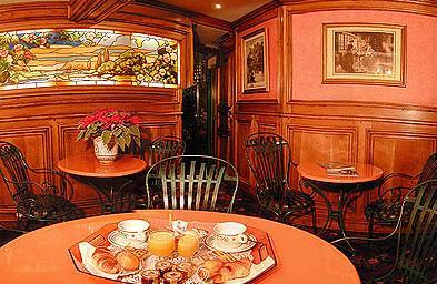 Petit déjeuner Hôtel de l'Odéon Paris