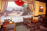 Salle petit déjeuner Hôtel des Deux Continents