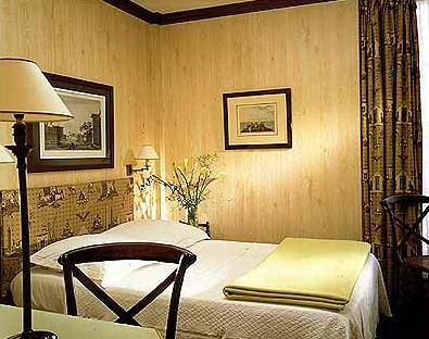 Chambre Hôtel du Danube Saint Germain Paris