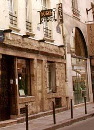 Hôtel du Globe Paris