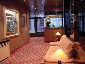 Réception Hotel du Pas de Calais Paris