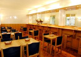 Salle petit déjeuner Hôtel La Louisiane Paris