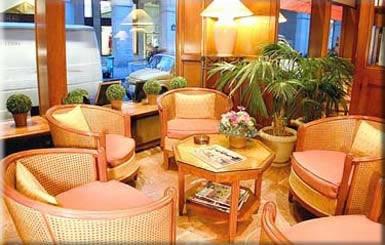 Salon Hôtel Le Clément Paris