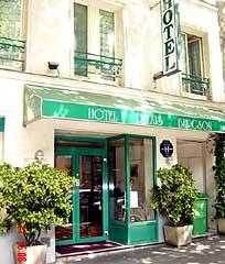 Hôtel Relais Bergson Paris