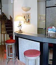 Réception Hôtel Relais Bergson Paris