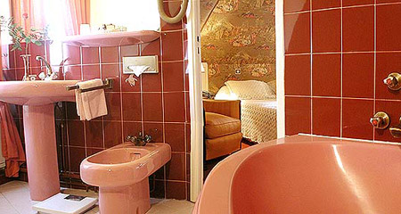 Salle de bain Hôtel Louis Deux Saint Germain