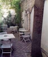 Petit déjeuner extéreur Hôtel de Paris
