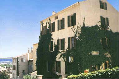 Hôtel du soleil - façace