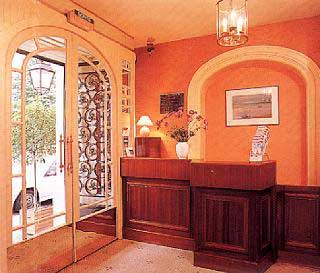Réception Hôtel Perreyve Paris
