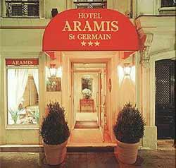 Hôtel Aramis Saint Germain Paris