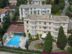Vue Hotel carlton Beaulieu sur Mer