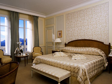Chambre Hôtel Carlton Inter Continental Cannes