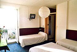Chambre Hôtel Carnot Nice
