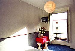 Réception Hôtel Agata Nice