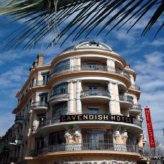 Façade Hôtel Cavendish Cannes