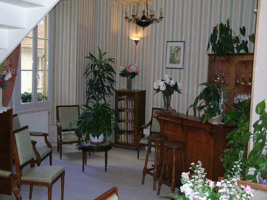 Réception Hôtel Clémenceau Nice
