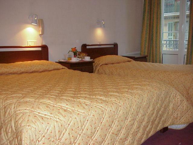 Chambre Hôtel de Berne Nice