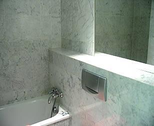 Salle de bain Hôtel de l'Avenir Paris