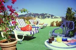 Terrasse Hôtel de France Cannes