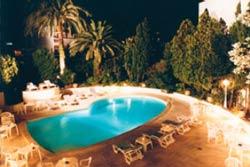 Piscine Hôtel de la mer Golf Juan
