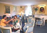 Salon Hôtel de Paris Cannes