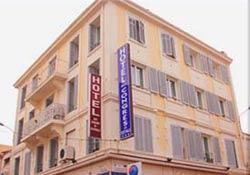 Façade Hotel Des Congrés Et Festivals Cannes