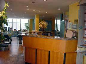 Réception Hotel du Cap Galaxie 3000 Saint Laurent du Var