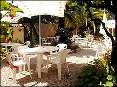 Jardin Hôtel Edward's Menton
