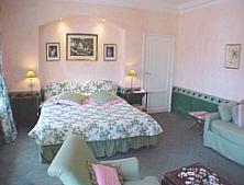 Chambre Hôtel Ermitage du Riou Mandelieu la Napoule