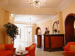 Réception Hôtel Gounod Nice