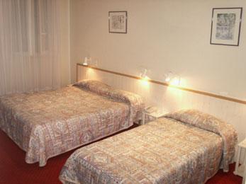Chambre Hôtel Helvétique Nice