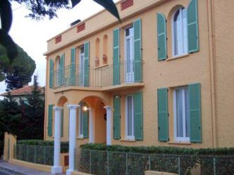 Façade Hôtel Idéal Séjour Cannes