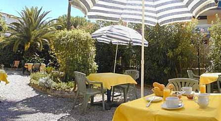 Jardin Hôtel Idéal Séjour Cannes