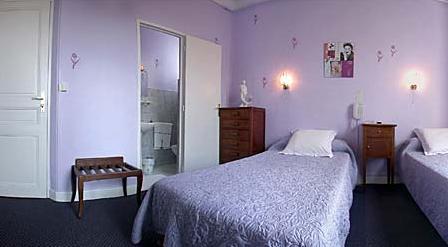 Chambre Hôtel Idéal Séjour Cannes