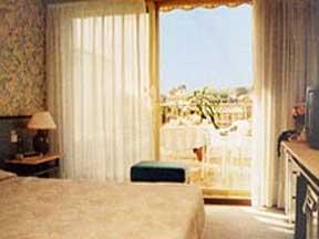 Chambre Brasilia Hôtel Cagnes sur Mer