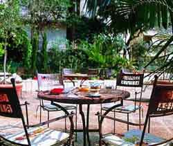 Terrasse Hotel Cannes Rivièra Cannes