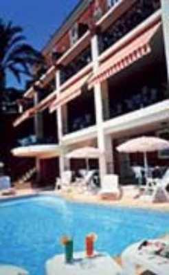 Piscine Hôtel La Flore Villefranche sur Mer