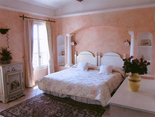Chambre Hôtel La Grande Bastide Saint Paul