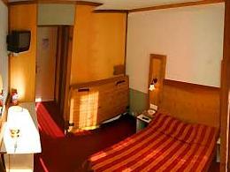 Chambre Hôtel Le Druos Isola