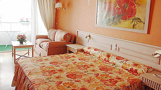 Chambre Hôtel le Fouquet's Cannes