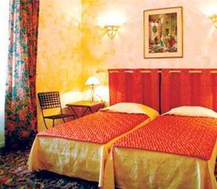 Chambre Hotel Le Meurice Nice