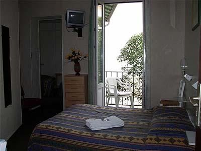 Chambre Hôtel Méditerranée Antibes Juan les Pins