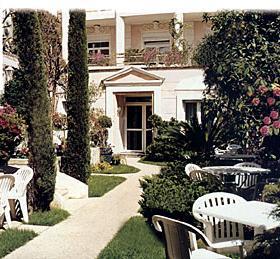 Jardin Hôtel Molière Cannes
