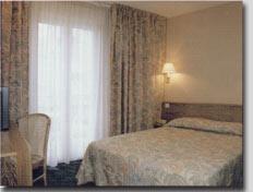 Chambre Hôtel Molière Cannes