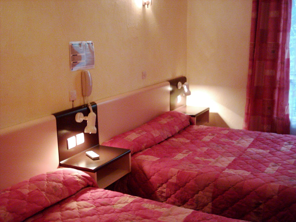 Chambre Pavillon de Rivoli Nice