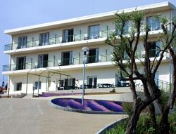 Façade Hôtel Relais Sud Antibes Juan les Pins