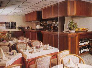 Salle Hôtel Restaurant le Chaudron Beaulieu sur Mer